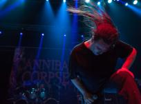 Metal Attack II - Cannibal Corpse + Napalm Death