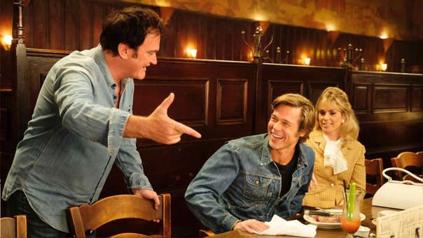 Tarantino y su carta de amor a Hollywood