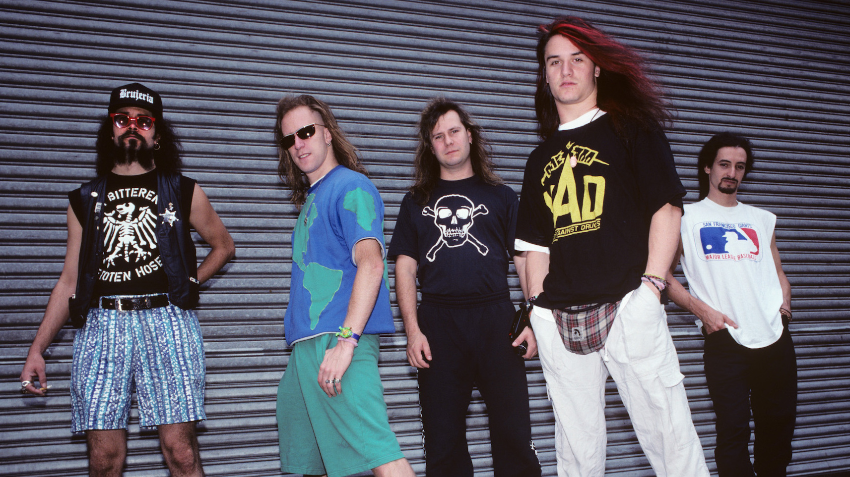 Faith No More: Es tan genial, es tan moderno