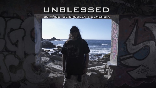 Unblessed presenta DVD documental