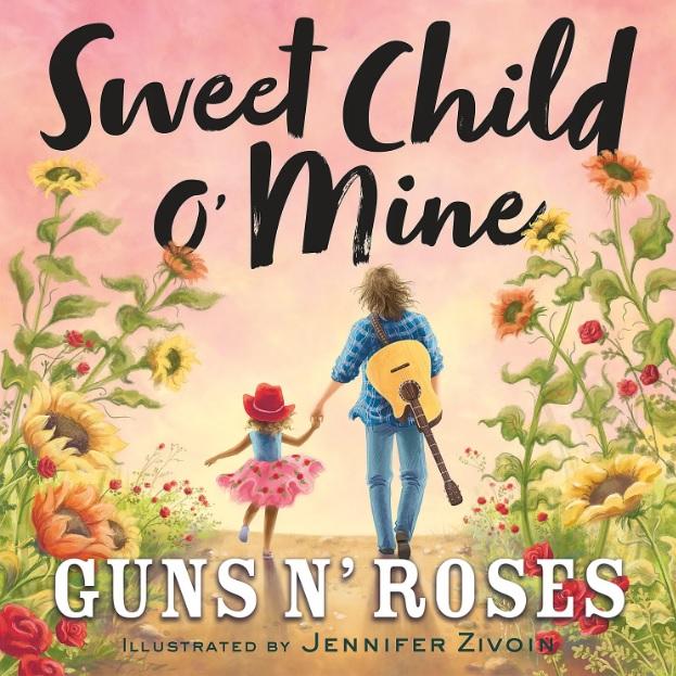 Guns N' Roses lanzará un libro para niños