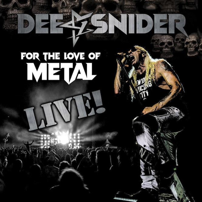 Dee Snider revela video clip