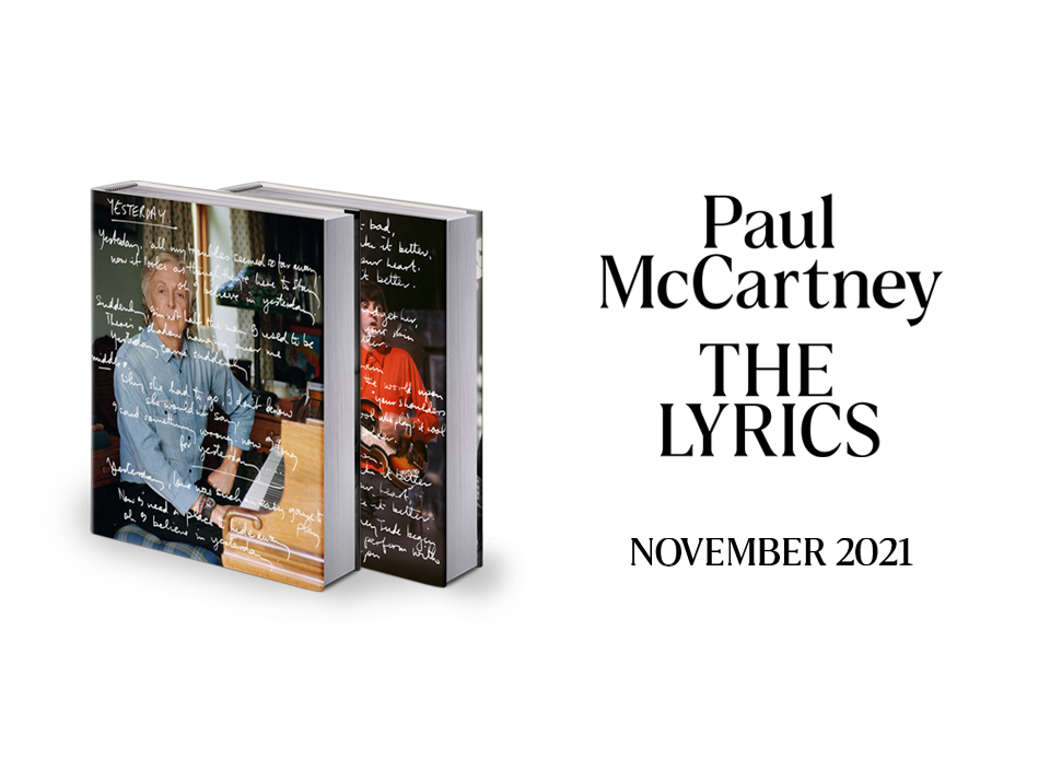 Paul McCartney relatará su vida a través de un libro de canciones