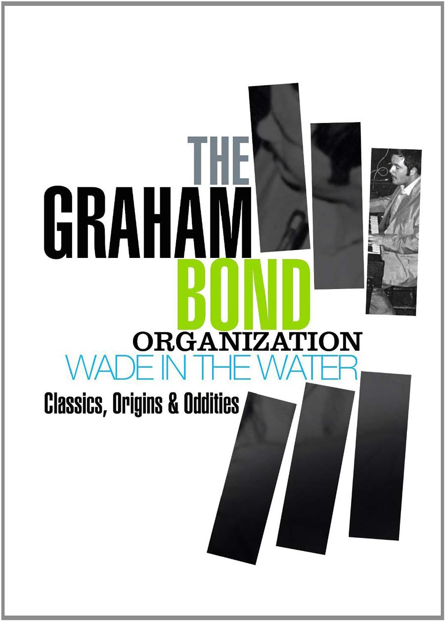 Reeditan completo box set de The Graham Bond Organisation