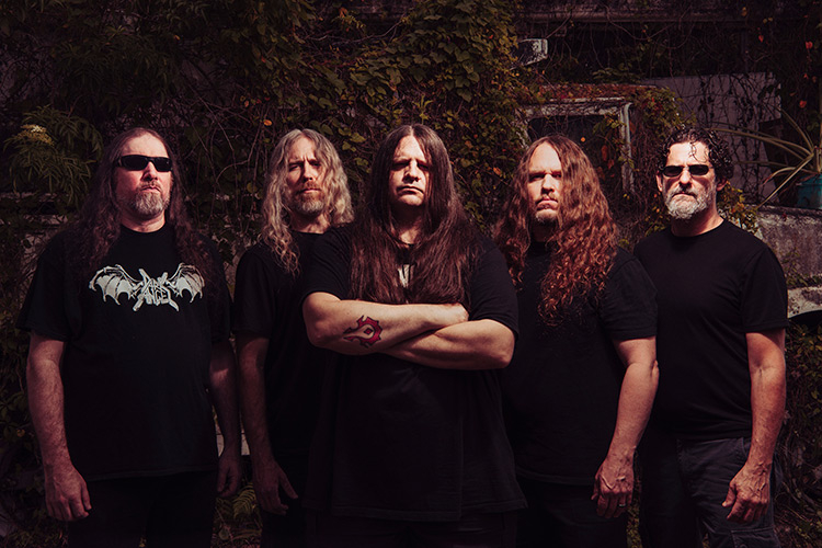 Cannibal Corpse: ¡Violencia Inimaginable!