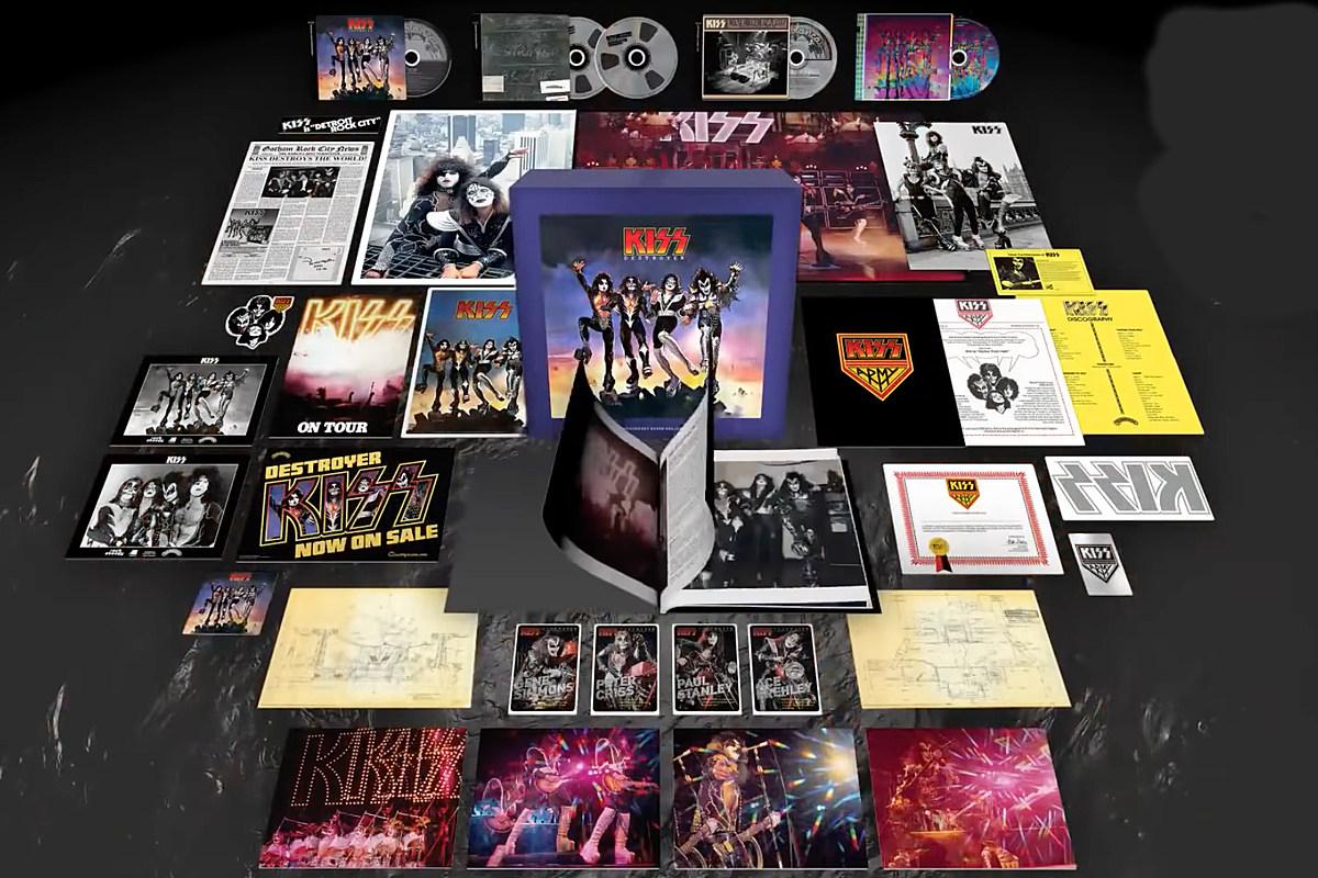 Kiss lanza una versión acústica de 'Beth'